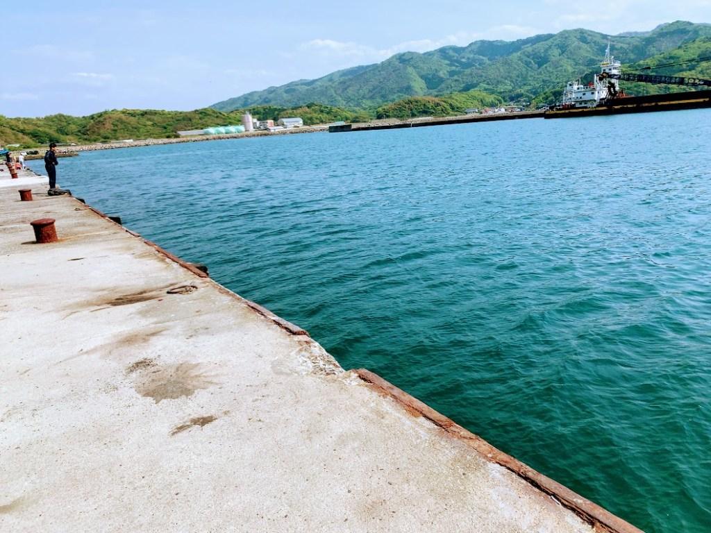 十六島漁港