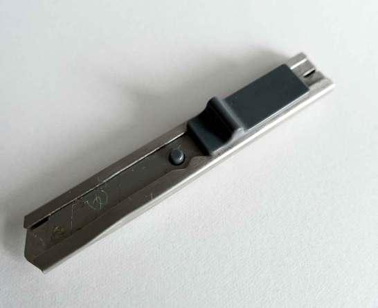 無印良品 miniカッターナイフ