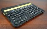 ロジクール マルチデバイスキーボードK480でリスク管理!? [製品レビュー]
