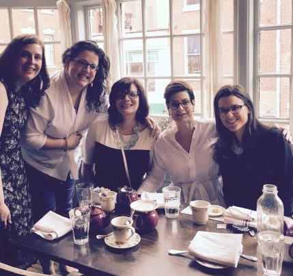 Mother's Day High Tea