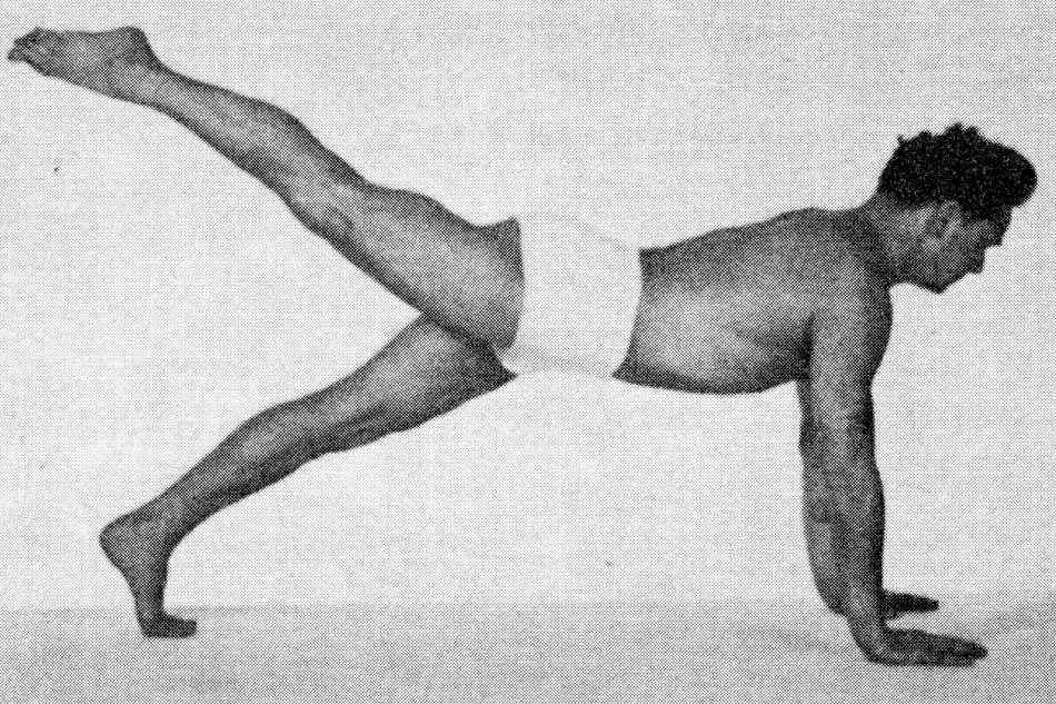 leg pull front joe