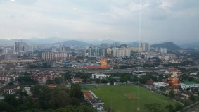 View from my place on the 19th floor