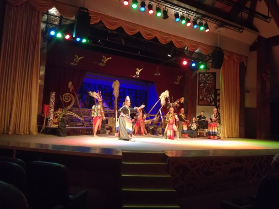 Dance at the cultural village!