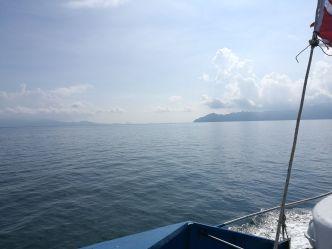 Ferry from Langkawi to Ko Lipe!