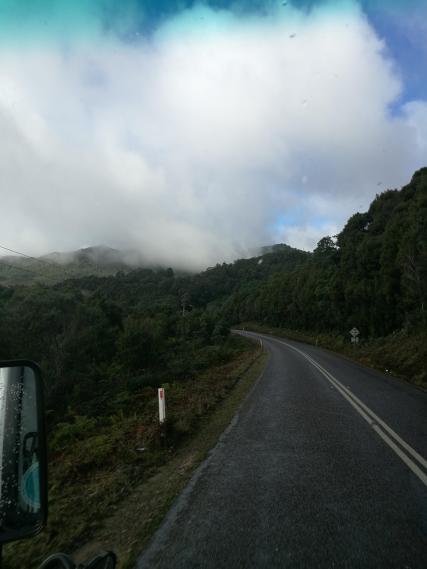 Beautiful driving weather
