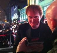 Sjefen sjøl, Quentin Tarantino.