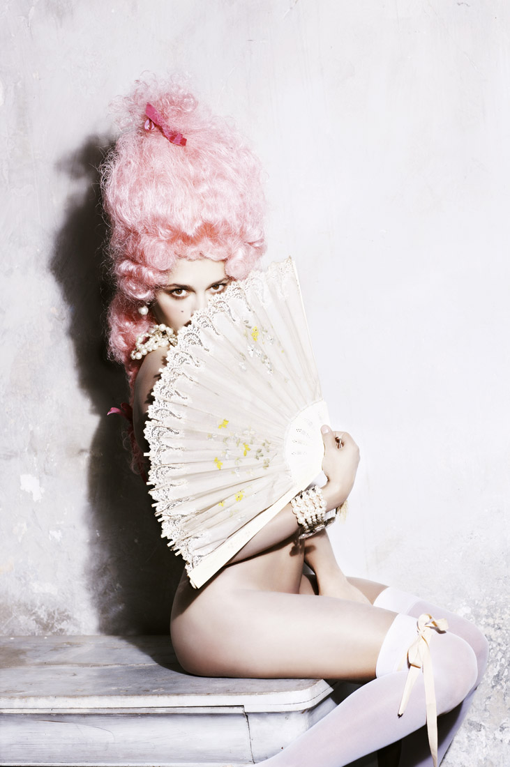 Swoon for Ellen Von Unwerth Photography
