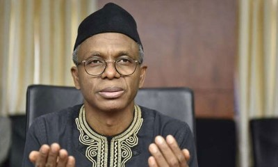 El-Rufai vowsnot topayransom if Son kidnapped, Prays he makes heaven instead
