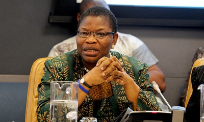 Oby Ezekwesili:Presidential Villaempty as Nigeria's future isquestioned