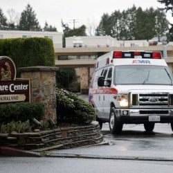 Nursing home grappling with coronavirus outbreak struggling for answers