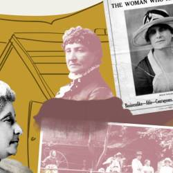 Go West, young woman: Women in the American West had been voting for decades before the passing of the 19th Amendment. Here's why.