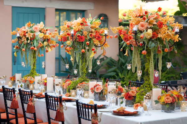 mariage-theme-champetre-orange