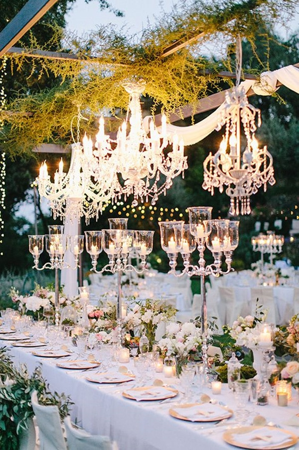 Cinderella Themed Wedding Reception