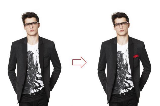 _tshirt & blazer 2