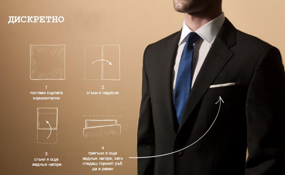 discreet fold