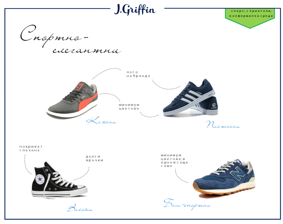 j.griffin sports shoes