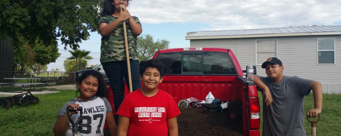 Greenhouse Helpers 2