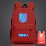 Attack on Titan Bag / Вторжение гигантов / Атака титанов Сумка (Рюкзак) — 7 расцветок 2