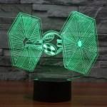 LED lamp Star Wars