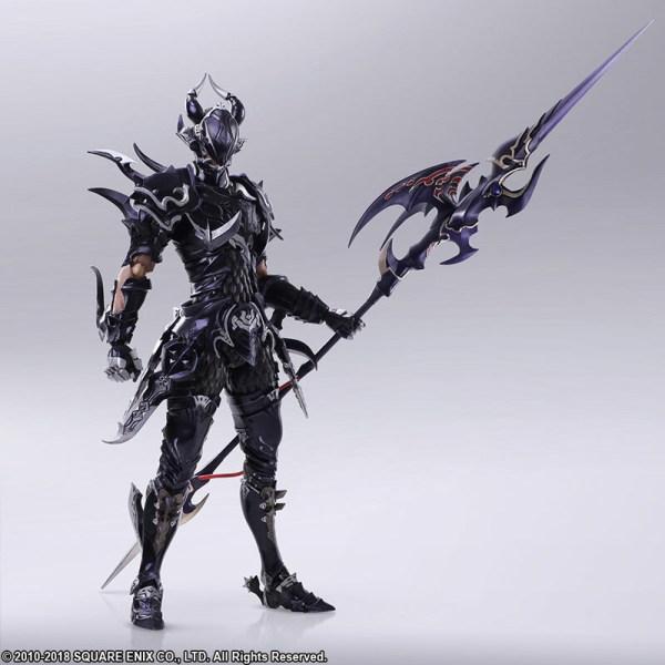 Bring Art: Estinien Action Figure - Final Fantasy XIV
