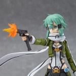 Sword Art Online II Sinon figma 241 / Мастера меча онлайн Синон аниме фигурка 2