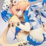 "Brilliant stars ""Ririka"" 16 cm Complete Figure Misato Mitsumi Artwork Collection"