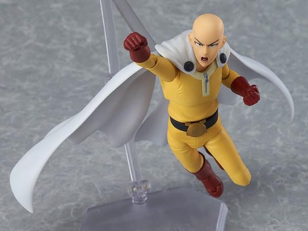 Figma 310. Saitama One Punch Man