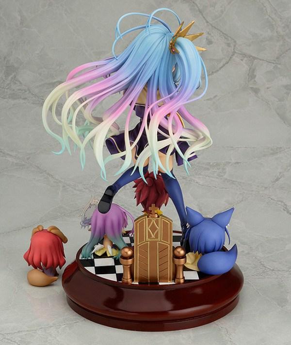 No Game No Life Shiro 1/7 Complete Figure / аниме фигурка Сиро