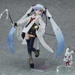 Figma EX-045. Snow Miku: Crane Priestess ver