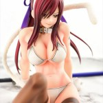 Erza Scarlet White Cat Gravure Style — FAIRY TAIL [1/6 Complete Figure] 17