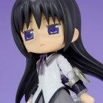 Cu-poche — Puella Magi Madoka Magica the Movie: Homura Akemi Posable Figure / Девочка-волшебница Мадока Хомура Акэми 17
