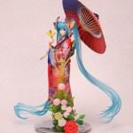 Hatsune Miku -Hanairogoromo- Vocaloid [1/8 Complete Figure] 3