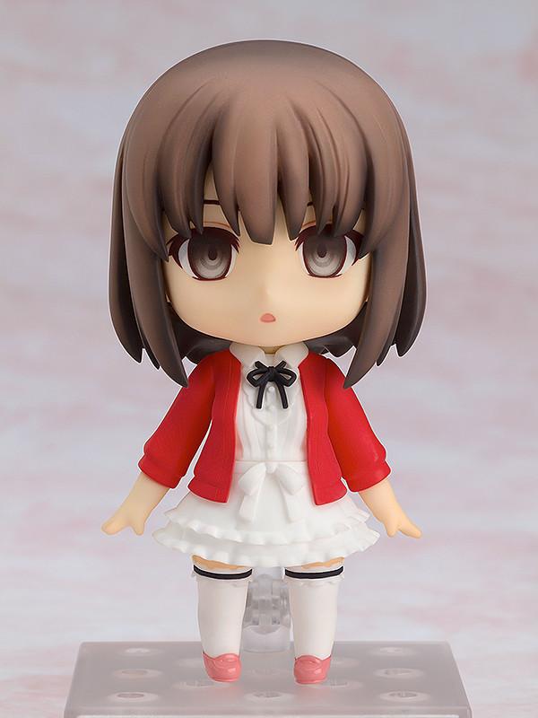 Nendoroid 819 Megumi Kato: Heroine Outfit Ver. (Saekano: How to Raise a Boring Girlfriend)