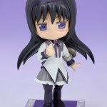 Cu-poche — Puella Magi Madoka Magica the Movie: Homura Akemi Posable Figure / Девочка-волшебница Мадока Хомура Акэми 4