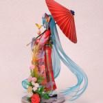 Hatsune Miku -Hanairogoromo- Vocaloid [1/8 Complete Figure] 4