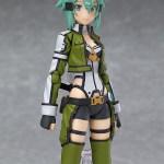 Sword Art Online II Sinon figma 241 / Мастера меча онлайн Синон аниме фигурка 5