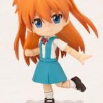 Cu-poche — Rebuild of Evangelion: Asuka Langley Shikinami Posable Figure [Nendoroid] 4