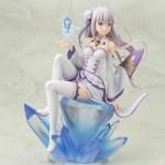 Re:Zero kara Hajimeru Isekai Seikatsu — Emilia [1/8 Complete Figure] 5