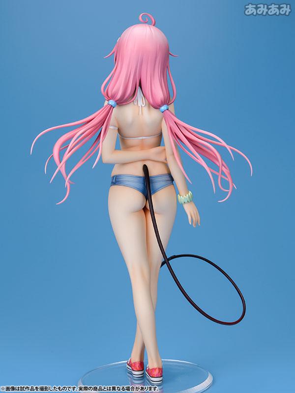 To Love-Ru Darkness. Lala Satalin Deviluke Swimsuit VER. 1/6 Complete Figure / To Love-Ru аниме фигурка