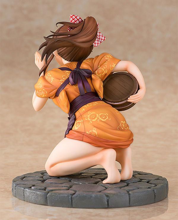 Minako Satake Poka Poka Service Ver. - The iDOLM@STER [1/8 Complete Figure]