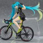 Figma 307. Racing Miku 2015: TeamUKYO Support ver