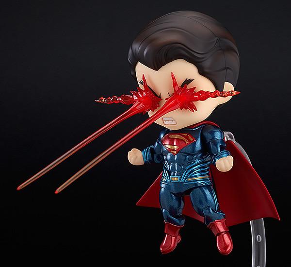 Nendoroid 643. Superman: Justice Edition / Бэтмен против Супермена нендороид фигурка Супермена