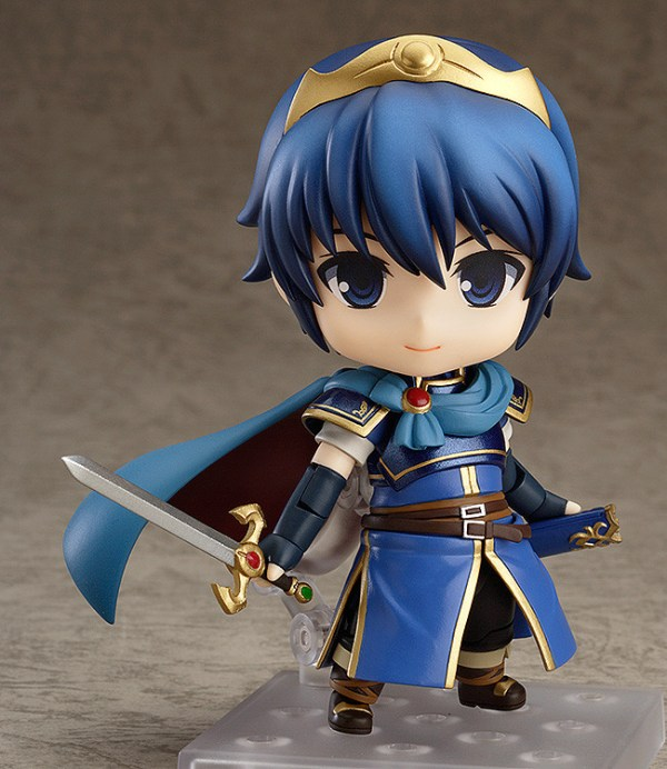 Nendoroid 567. Marth: New Mystery of the Emblem Edition