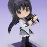 Cu-poche — Puella Magi Madoka Magica the Movie: Homura Akemi Posable Figure / Девочка-волшебница Мадока Хомура Акэми 7