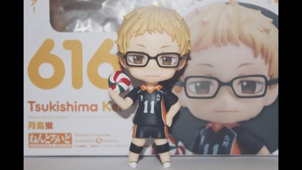 Nendoroid 616. Haikyuu!! Kei Tsukishima