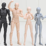 Body-Kun MALE Original (Body-Kun мужчина 3 варианта цвета) 12