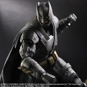 Armoured Batman - Batman v Superman. [Play Arts Kai]