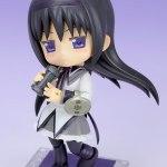 Cu-poche — Puella Magi Madoka Magica the Movie: Homura Akemi Posable Figure / Девочка-волшебница Мадока Хомура Акэми 9