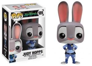 Funko POP. Zootopia Judy Hopps / Зверополис - фигурка Джуди Хопс Фанко Поп