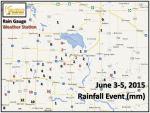 Jun 3-5 Rain Even